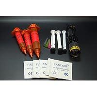 Olax 20ml Dünn, Licht Fliegenbinden Kleber, Leim Kit mit Zoombare UV Taschenlampe preisvergleich bei billige-tabletten.eu