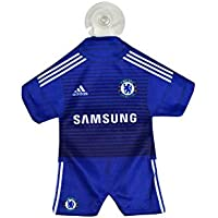 Official Football Merchandise - Gancho con equipación de fútbol, tamaño pequeño (varias equipaciones para