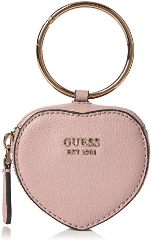 Guess Damen Slg Wallet Geldbörse, Pink, 2.5x10.5x17.600000000000001 centimeters