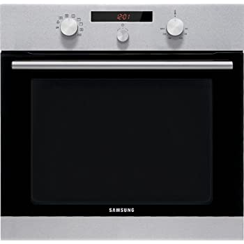 Samsung BF-641TST Autarker Einbau-Backofen / Heißluft / Grill / LED-Display / Edelstahl-Front