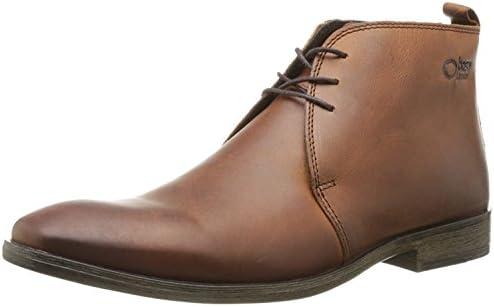 Base London Cumin - Zapatos de cuero para hombre