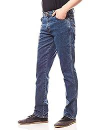 Wrangler Texas Herren Jeans, Stonewash, 36W / 32L