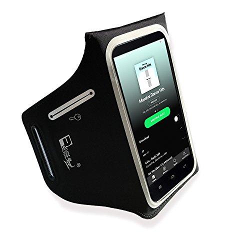 wasserdichte Sportarmband für Samsung Galaxy S9 / S8. Armband Telefon Handyhalter Case für Laufen, Workout, Joggen und Fitness -