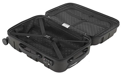 HAUPTSTADTKOFFER - X-Kölln - Hartschalen-Koffer Koffer Trolley Rollkoffer Reisekoffer, TSA, 76 cm, 120 Liter, Graphite matt - 2