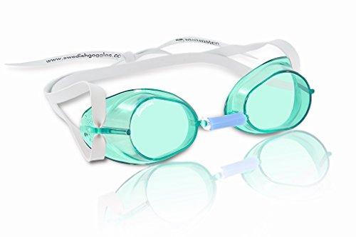 Malmsten–Gafas de estándar, Unisex, color verde, tamaño n/a