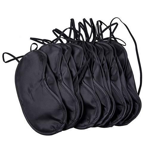 yibenwanligod 100Soft Travel Schlaf Rest Eye Shade Schlafmaske SLEEP Maske Cover Blinder Hilfe Eyemask