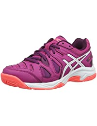 Asics Unisex Kids' Gel-Game 5 GS Gymnastics Shoes