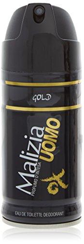 Deo Malizia Uomo Gold 150 ml