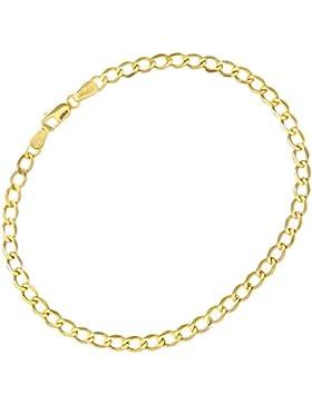 Citerna Damen-Armband 9 Karat 375 Gelbgold 190 mm UGZ80 7.5