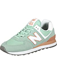 the latest 8f0ef 33a06 New Balance WL 574 ESE White Agave