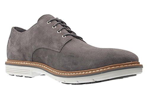 TIMBERLAND - Herren Halbschuhe - Naples Trail - Grau Schuhe in Übergrößen Grau