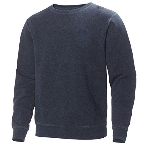 Helly Hansen Crew Sweater HH-Maglione da uomo blu