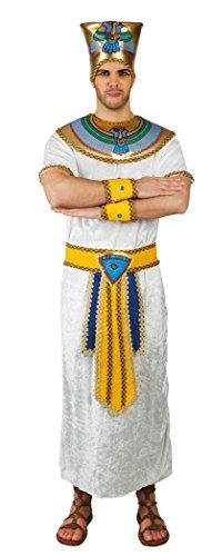 Boland 83544 - Erwachsenenkostüm Imhotep, Gröߟe 50 / (Kostüme Pharao Halloween Ägyptischen)