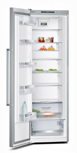 Siemens iQ500 KS36VAI41 Kühlschrank / A+++ / Kühlteil: 346 L / Edelstahl / HydroFresh Box / Inox-AntiFingerprint / SuperCooling
