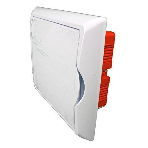 Sicherungskasten Verteilerkasten Unterputzverteiler 6 Module Unterputz IP40
