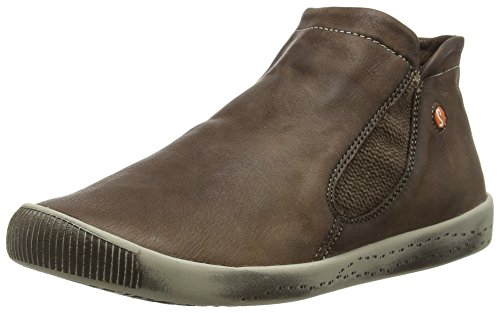 Softinos Inge smooth, Bottes Classiques femme Brown (Coffee)
