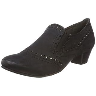 Jana Damen 24320 Slipper, schwarz (black), 38 EU