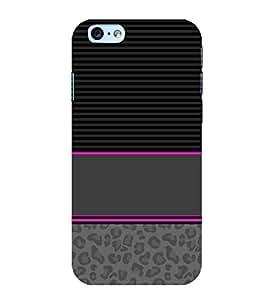 PrintVisa Mixed Ultimate Design 3D Hard Polycarbonate Designer Back Case Cover for Apple iPhone 6