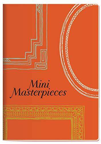 Mini Masterpieces Art Notebook - 7' x 4.75'