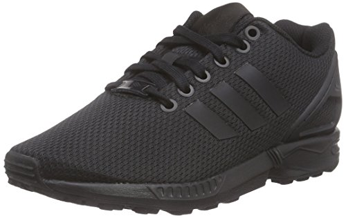 adidas Zx Flux, Sneakers Basses homme Schwarz (Core Black/Core Black/Dark Grey)