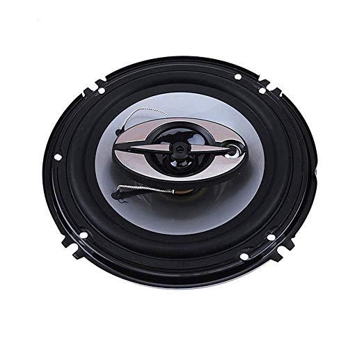 Dengofng 2PCS No Destructivo Coche Coaxial Auto Audio Música Estéreo 400W Gama...