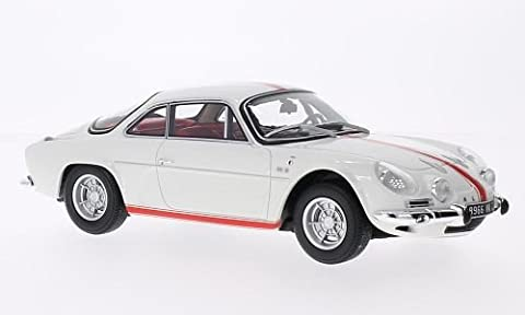 Renault 1 18 - Alpine Renault A110 1600 S Olympique, weiss/rot,