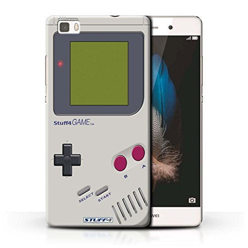 Stuff4 Hülle / Hülle für Huawei P8 Lite / Nintendo Game Boy Muster / Spielkonsolen ()