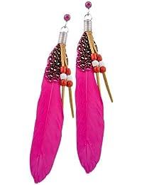 Modeschmuck ohrringe pink  Suchergebnis auf Amazon.de für: pinke ohrringe: Schmuck