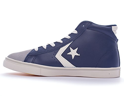 CONVERSE 646200C 35/39 blue star player all star hi pelle pro leather vul Dress Blue/Grey Dust