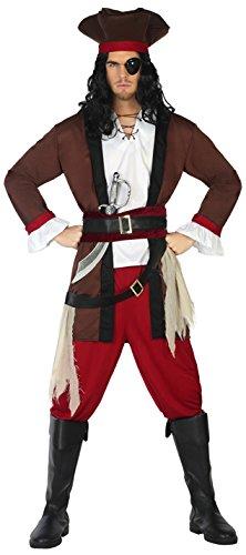 ATOSA 38679 Pirat Kostüm, -