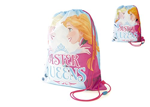 bfad3cd9de Boys Girls Kids Childrens Disney Mickey Minnie Mouse Avengers Spiderman Frozen  Elsa Anna Olaf Princess Sofia Snow White Star Wars Drawstring School Gym  Swim ...