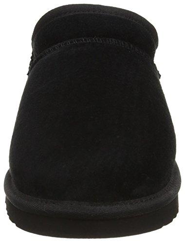 Ugg Classic Slipper Damen Stiefel & Stiefeletten Schwarz (Black)