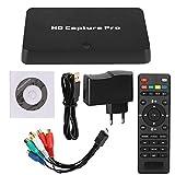 Zerone 1080P Game Capture Video Capture Box HDMI Aufnahme USB Videoaufnahmegerät für Xbox 360 / One / PS4 mit Fernbedienung
