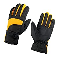 HARAVAL Snow Ski Gloves Winter Warm Sports Waterproof Thinsulate Skiing Snowboard Shoveling Moterbike Gloves for Men Women
