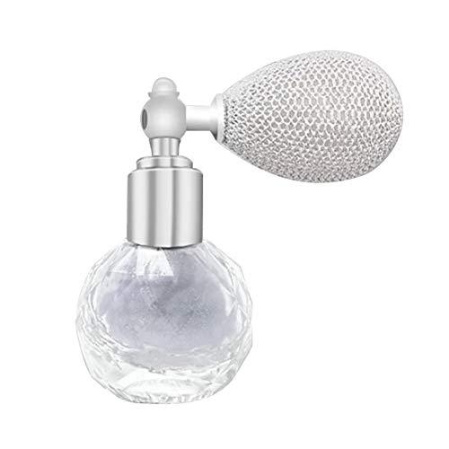 clifcragrocL Illuminante Viso in Polvere,Cosmetici di bellezza della polvere della polvere dell'evaporatore dello spruzzo dell'airbag delle donne di bellezza 4#