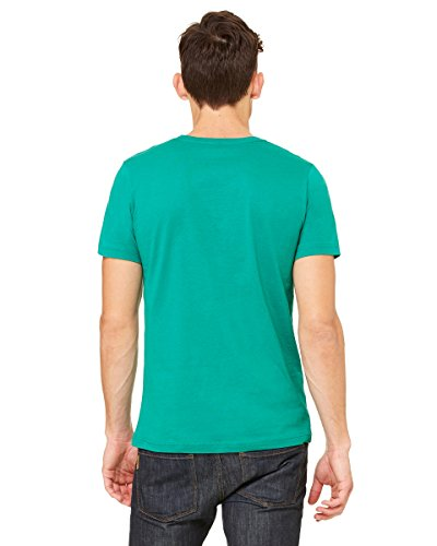 GloriousReturn Bella Canvas Unisex Jersey Short Sleeve Tee grün - kelly