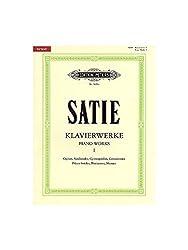 Satie, Klavierwerke, Band 1
