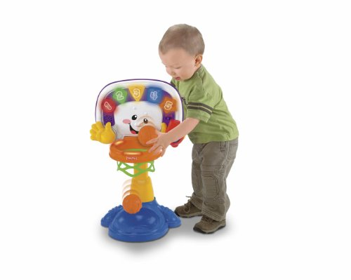 Fisher Price Laugh & Learn Learning Basketball