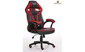 Green Soul Gaming / Office Chair (Monster Series) (GS-720 / Black-Red)
