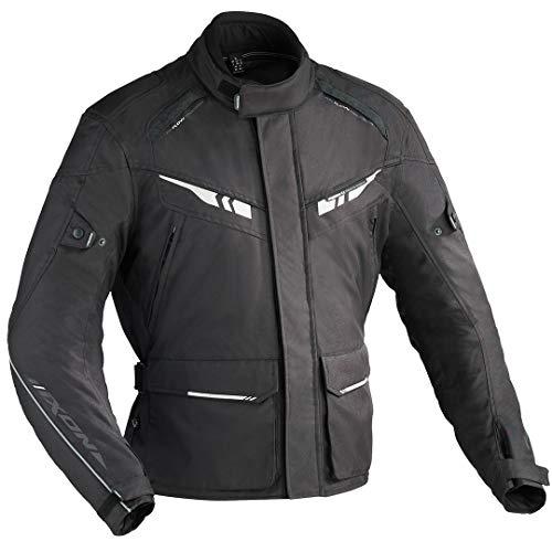 Ixon–Giubbotto moto–IXON Indiana hp Nero–XL