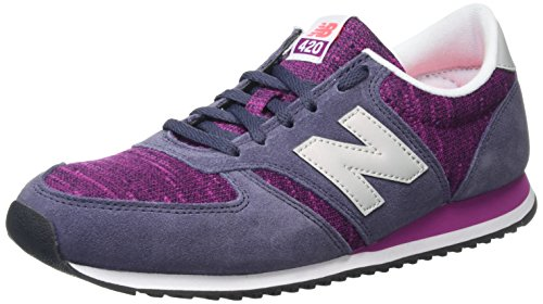 New Balance WL420KIE-420, Scarpe Running Donna, Multicolore (Purple/Pink 511), 37.5 EU
