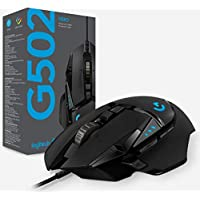 LOGITECH | G502-HERO | RGB High Performance Gaming Mouse