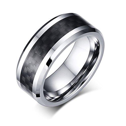 yc-top-tungsten-steel-unique-weave-pattern-classic-men-ring-size-r-1-2-uk