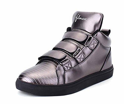 GLSHI Hommes Chaussons Hi-Top Respirants 2017 Chaussures De Sport Décontractées Unisex Légères d'automne