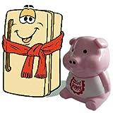 Geschenkbox Diät-Schwein Diet Piggy - die Kühlschrank-Sau mit Lichtsensor als Diät-Hilfe
