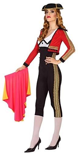 Fancy Me Sexy Spanischer Matador Bull Fighter Junggesellinnenabschied Party rund um die Welt Karneval Kostüm Outfit UK - Bull Fighter Kostüm