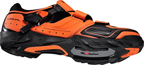 Shimano SH-M089O - Chaussures - orange 2016 chaussures vtt shimano Orange