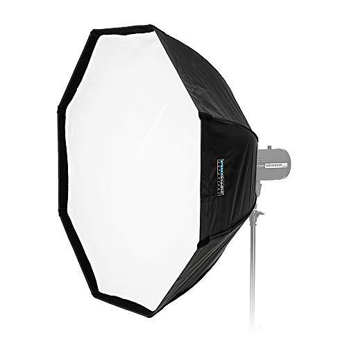 Fotodiox EZ-Pro-36-Oct-NormMono Profi Studio-Lösungen EZ Pro 36 Octagon Softbox mit Speedring Anschluss für Norman Monolight ML600R Pro Monolights