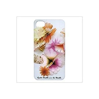 Coque iPhone 4/4S Lyndie Dourthe - La Marelle