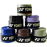 Yonex Etec Badminton Grip, Pack of 6 (Assorted)
